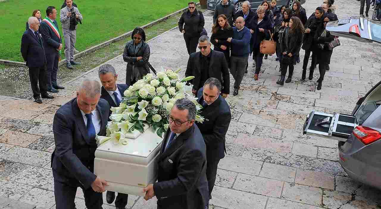 funerale giulia zandarin