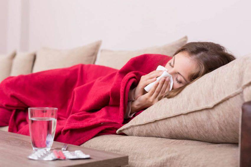 influenza stagionale calo contagi