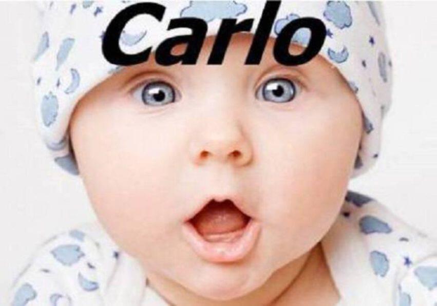 BAMBINO CARLO