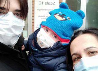 bambino con malattia rara