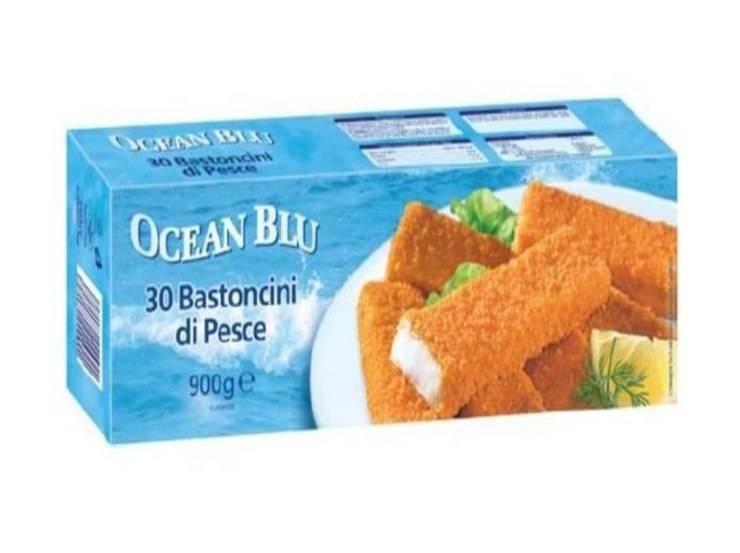 Precisazione bastoncini di pesce