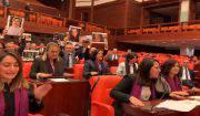 Denuncia donne parlamento