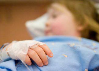 bambino morto per difterite