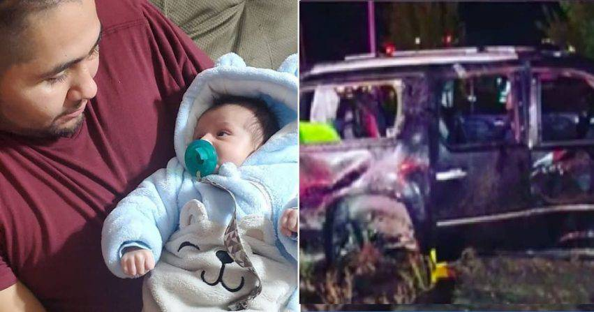 neonato sopravvissuto incidente