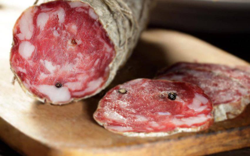 Salmonella: salame richiamato dal ministero della Salute