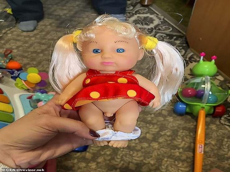 Bambola trans in vendita