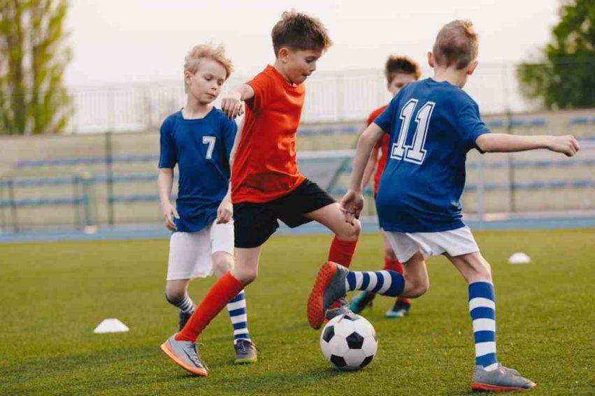 calcio diritti dei bambini