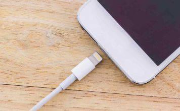 Caricabatterie per smartphone