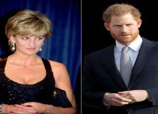 Harry come Diana