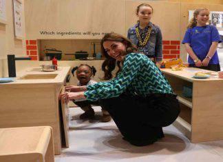 Kate Middleton e bambini