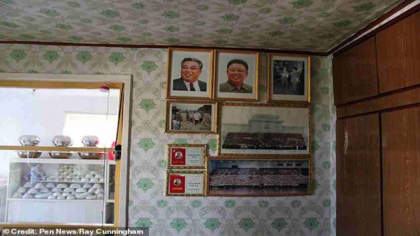 mamma prigione Nord Corea