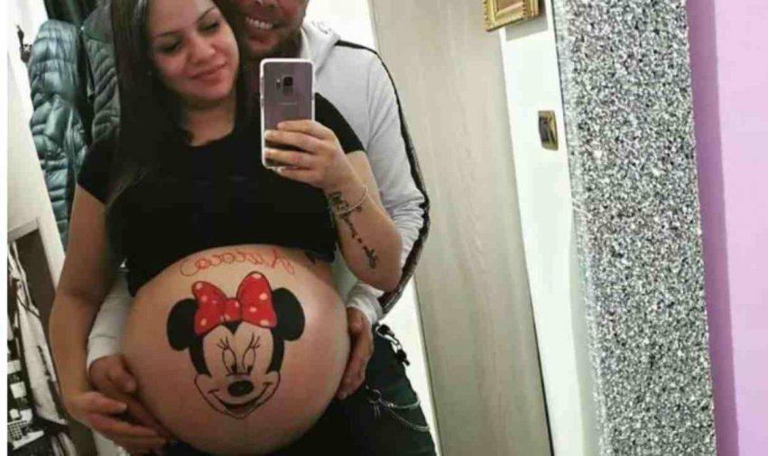 neonata morta dopo il parto