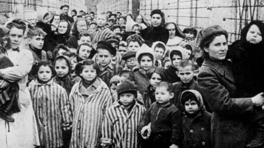 olocausto memoria
