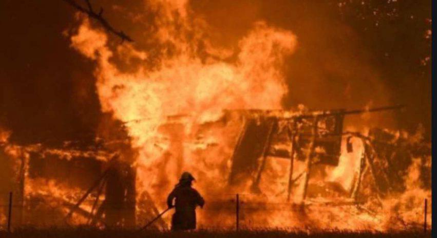 incendi in Australia 22