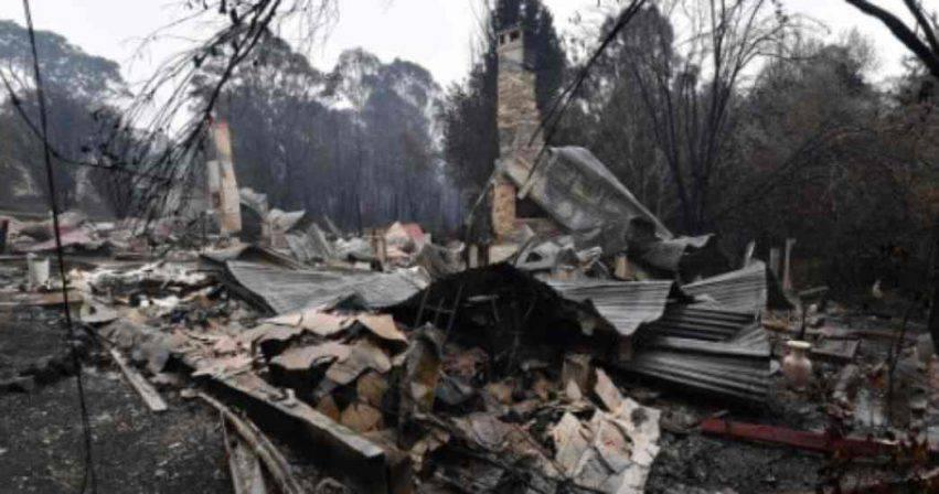 incendi in Australia 1