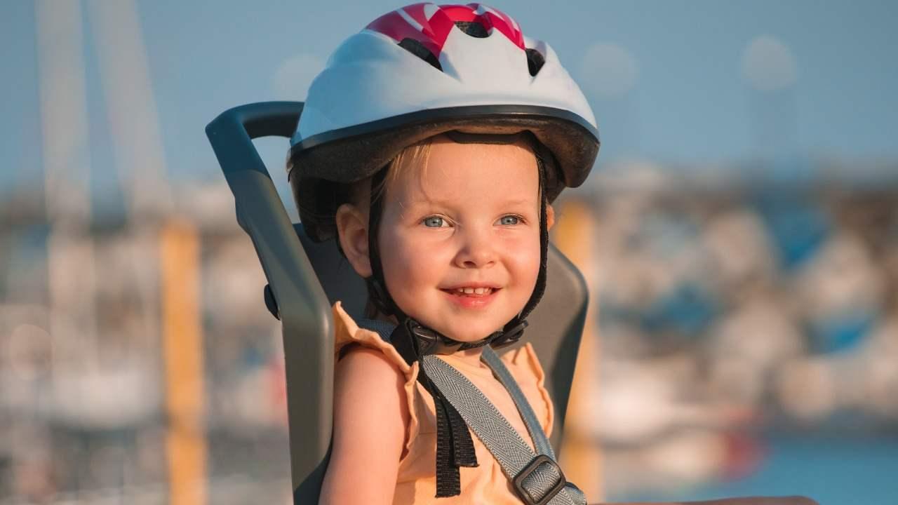 Richiamo seggiolino per bici