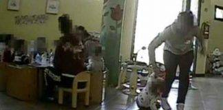 maltrattamenti in un asilo