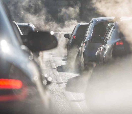 allarme smog traffico