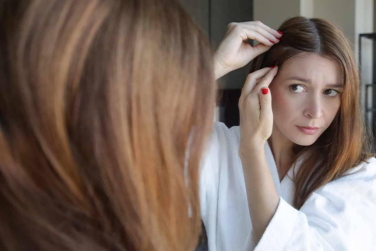 Risultato immagini per capelli quasi del tutto bianchi