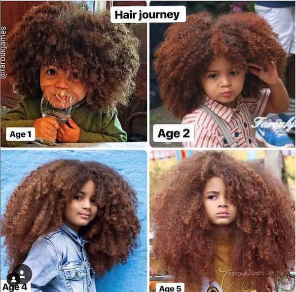 capelli lunghi scuola