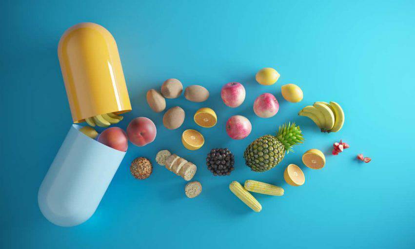 frutta e verdura influenza