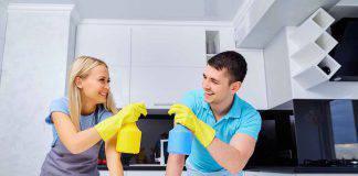vita sessuale faccende domestiche