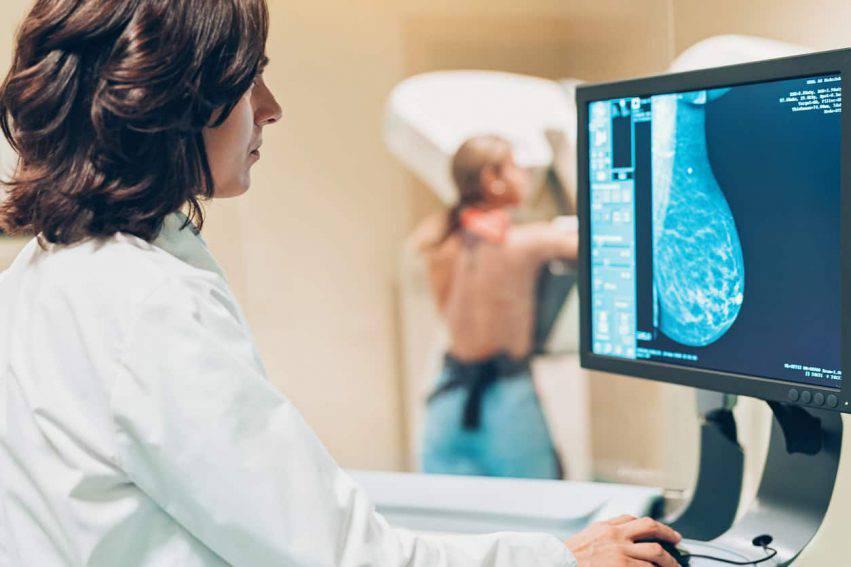 tumore seno cura algoritmo