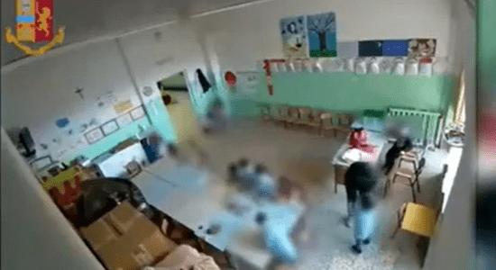 maltrattamenti in un asilo di Matera