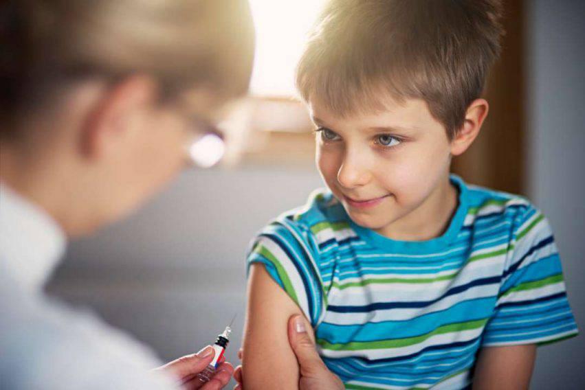 Bambino diventa disabile per un vaccino