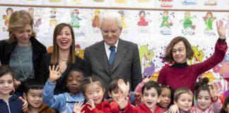 Presidente Mattarella scuola