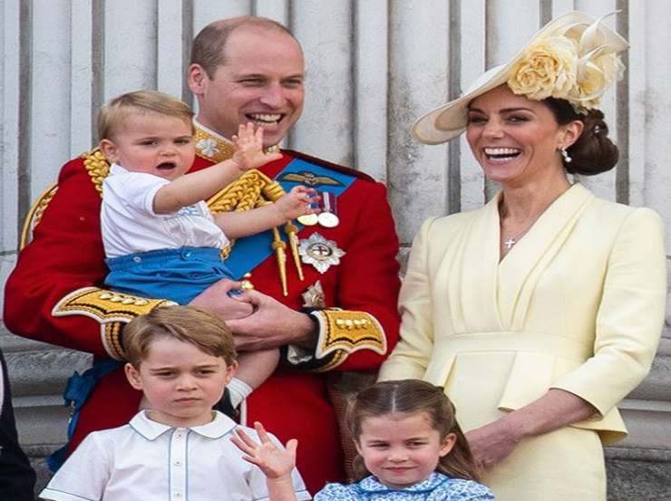 Kate Middleton dopo parto
