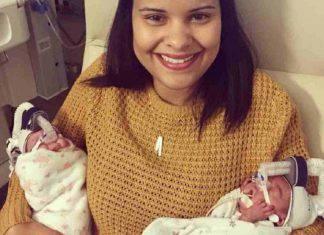 gemelle nate 22° settimana