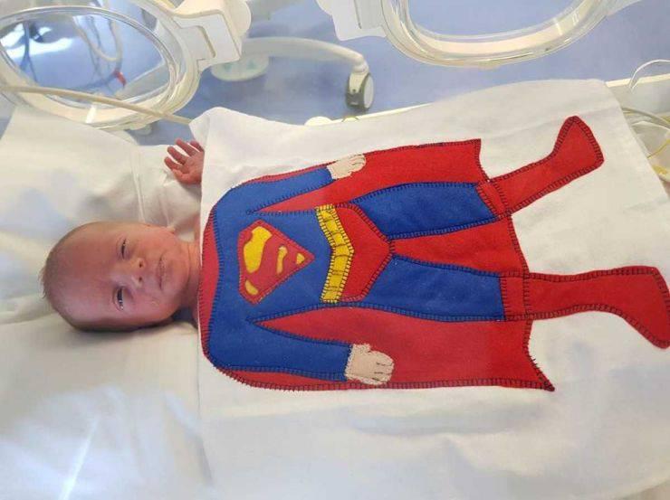 Carnevale neonati prematuri