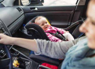 neonato morto per airbag
