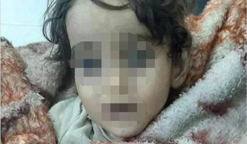 bambina siriana morta freddo