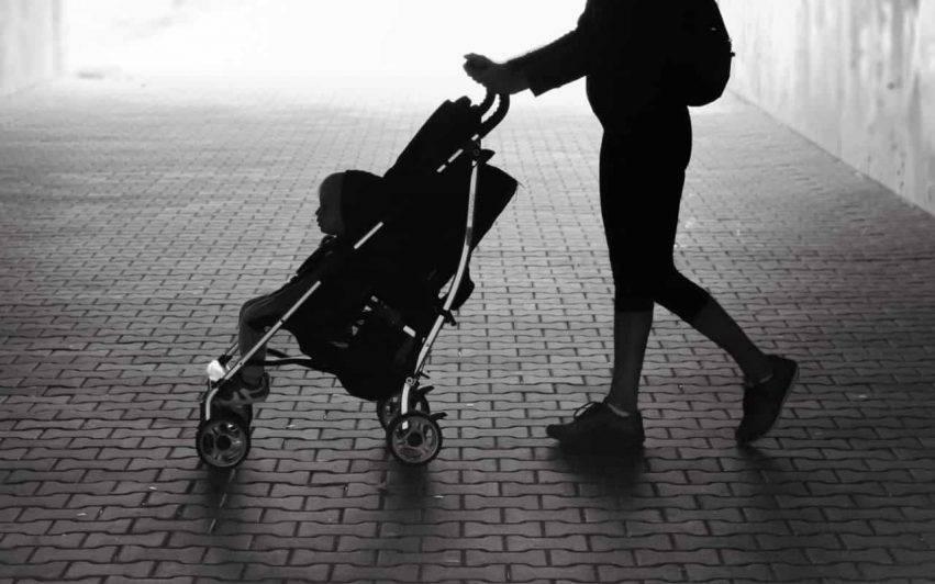bambino abbandonato roma