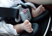 neonato morto airbag