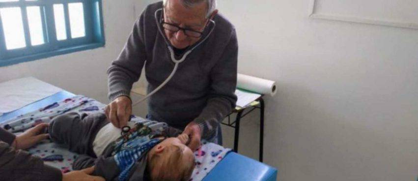 pediatra 93 anni