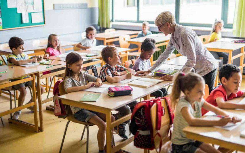 formazione classi anno scolastico 2020/2021