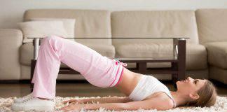 Attività fisica in casa