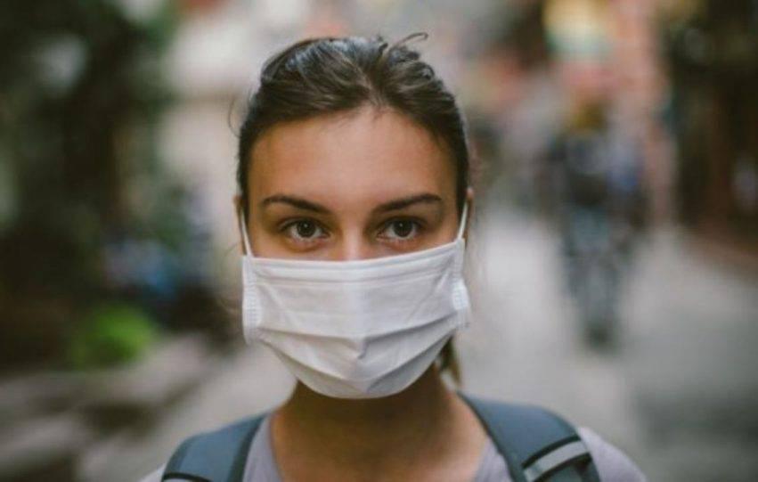 coronavirus mascherine
