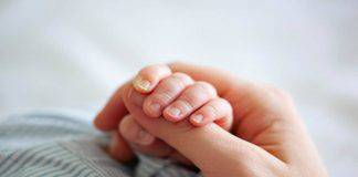 Coronavirus padre bimba positiva