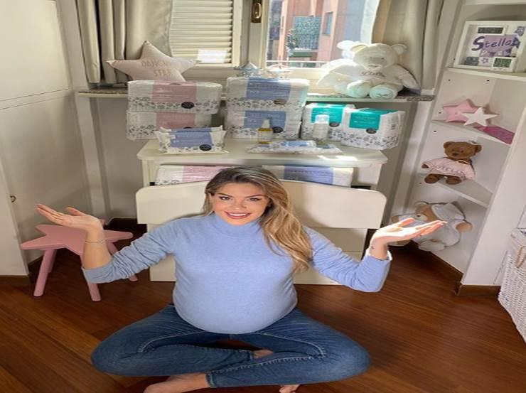 Costanza Caracciolo e il parto
