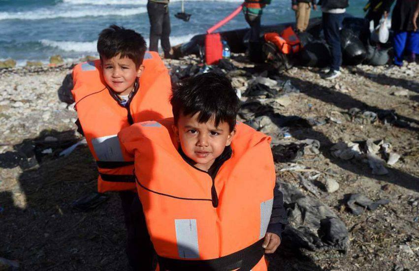 bambino morto crisi migratoria
