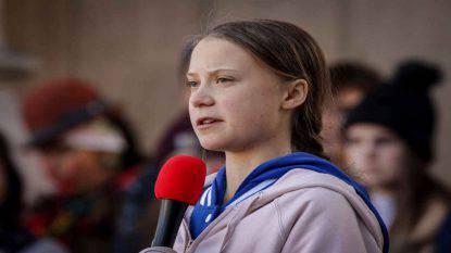 Greta Thunberg violentata