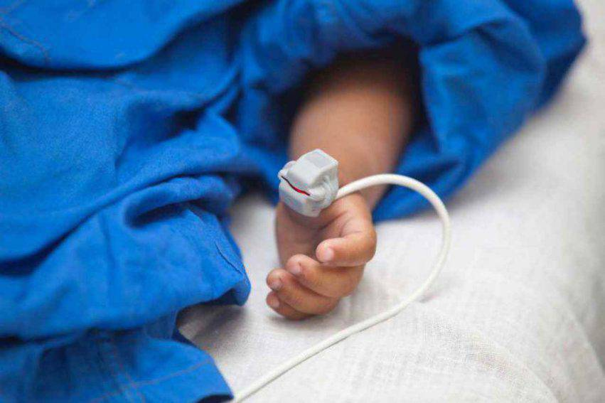 bambino guarito da coronavirus