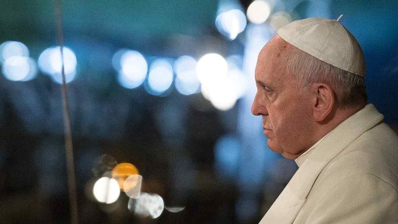 Papa dona respiratori