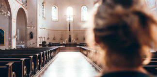 Regole andare in Chiesa