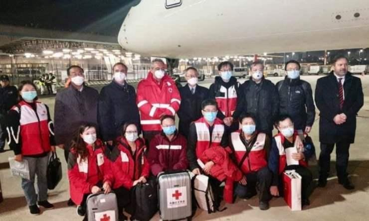 coronavirus medici cinesi