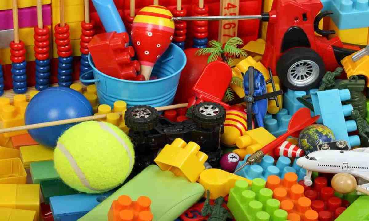 Richiamo giocattolo per rischio soffocamento | Marca | FOTO